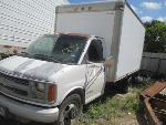 Lot: 009-142861 - 2002 CHEVROLET EXPRESS