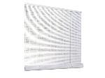 Lot: 68 - WHITE WINDOW SHADES