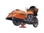 Lot: 156 - MOTORCYCLE STAND