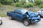 Lot: 44937 - 2003 Nissan Frontier Pickup