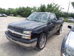 Lot: 1-43745 - 2004 Chevrolet Silverado 1500 Pickup