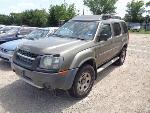 Lot: 7-43720 - 2002 Nissan Xterra SUV