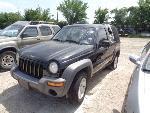 Lot: 8-43172 - 2003 Jeep Liberty SUV