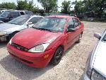 Lot: 10-43230 - 2002 Ford Focus
