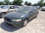 Lot: 22-42056 - 1998 Honda  Accord<BR><span style=color:red>Updated 7/6/17</span>