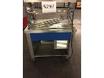 Lot: 5297 - SERVOLIFT SERVING LINE