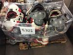 Lot: 5301 - FOOTBALL PADS