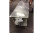 Lot: 5307 - STAINLESS STEEL TABLE