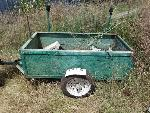 Lot: 15 - Small Trailer
