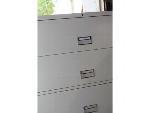 Lot: 50 - (3) File Cabinet