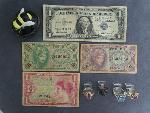 Lot: 3069 - 14K RINGS, 18K RING & 1957 $1 SILVER CERT
