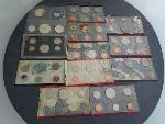 Lot: 3092 - 1984-1988 MINT SETS & 1971 PROOF SET