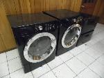 Lot: A5839 - Working Frigidaire Affinity Washer Dryer Set