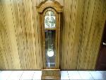 Lot: A5847 - Working Ridgeway Grandfather Clock