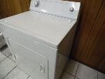 Lot: A5860 - Working Whirlpool Heavy Duty Electric Dryer