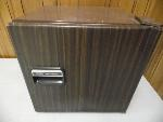 Lot: A5882 - Working Montgomery Ward Refrigerator