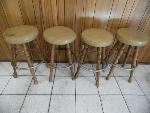Lot: A5885 - (4) Bar Stool Chairs