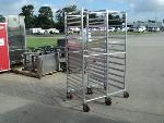 Lot: 18-042 - (2) Serving Racks