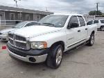 Lot: 03-106228 - 2002 Dodge Ram 1500 Pickup