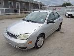 Lot: 06-105748 - 2007 Ford Focus