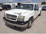 Lot: 16-106516 - 2003 Chevrolet Silverado 1500 Pickup