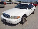 Lot: 21-105843 - 2003 Ford Crown Victoria