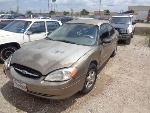 Lot: 23-106512 - 2007 Ford Taurus