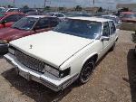 Lot: 24-106005 - 1988 Cadillac Deville