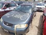 Lot: 27-106216 - 2001 Nissan Sentra