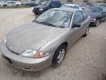Lot: 33-103160 - 2002 Chevrolet Cavalier