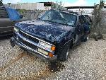 Lot: 41310.FWPD - 1996 CHEVROLET TAHOE SUV