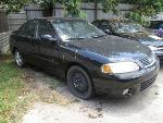 Lot: 04 - 2002 Nissan Sentra