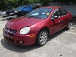 Lot: 07 - 2005 Dodge Neon