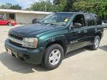 Lot: 14 - 2002 Chevrolet Trailblazer SUV