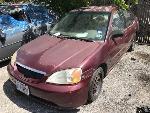 Lot: 058550 - 2002 Honda Civic