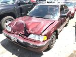 Lot: 063805 - 1991 Honda Civic