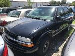 Lot: 142047 - 2002 Chevrolet Trail Blazer SUV