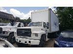 Lot: 1241 - 1987 Ford F700 Truck