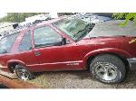 Lot: 1254 - 2003 Chevy Blazer SUV