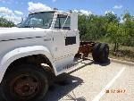 Lot: 7 - 1975 600 DODGE TRUCK CHASSIS