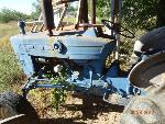 Lot: 16 - 1973 FORD 2000 TRACTOR B1022B