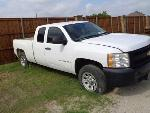 Lot: 03 - 2008 Chevy 1500 Ext Cab Pickup