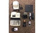 Lot: FIN1 & HR1 - Document Holders, Check Readers, Cassette Recorders, Fax Machine & More