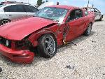 Lot: 859 - 2006 FORD MUSTANG - NON-REPAIRABLE - KEY