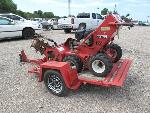 Lot: 941 - TRENCHER WITH TRAILER