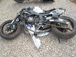 Lot: 952 - 2006 YAMAHA YZFR6L MOTORCYCLE - NON-REPAIRABLE