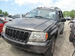 Lot: 963 - 1999 JEEP SUV - NON-REPAIRABLE - KEY