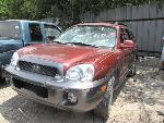 Lot: 965 - 2003 HYUNDAI SANTA FE SUV - NON-REPAIRABLE