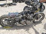 Lot: RL 436 - 1982 YAMAHA XJ650 MOTORCYCLE - NON-REPAIRABLE