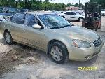 Lot: 03 - 2003 NISSAN ALTIMA